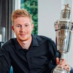 Premier League: Kevin De Bruyne named PFA Player of the Year