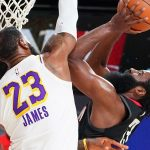 Basketball: LA Lakers beat Houston Rockets in Game 3 and now lead the series