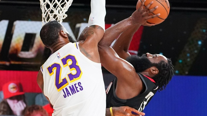 LA Lakers beat Houston Rockets in Game 3 and now lead the series