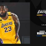 Basketball: LA Lakers beat Denver Nuggets 114-108 to lead the series 3-1