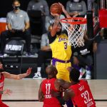Basketball: LA Lakers beat Houston Rockets to lead 3-1 in the Western Conference semi-final