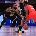 Basketball: LA Lakers bounce back to beat Rockets and even the series 1-1
