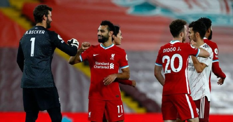 Liverpool beat Arsenal 3-1 with Sadio Mane escaping a straight Red Card in the opening minutes