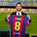 Transfer News: Barcelona unveil Miralem Pjanic at the Nou Camp