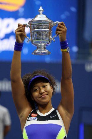 Naomi Osaka beat Victoria Azarenka to clinch second US Open title