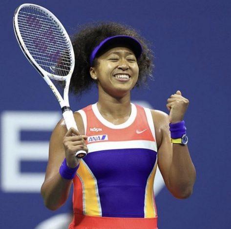 Naomi Osaka books final at the US Open