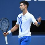 Tennis: Novak Djokovic disqualified for hitting ball at line judge at US Open