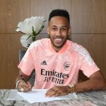 Premier League: Pierre-Emerick Aubameyang signs new deal at Arsenal