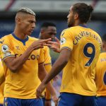 Premier League: Dominic Calvert-Lewin and Richarlison on target as Everton beats Crystal Palace
