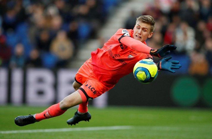 Arsenal agree deal with Dijon for goalkeeper Runar Alex Runarsson