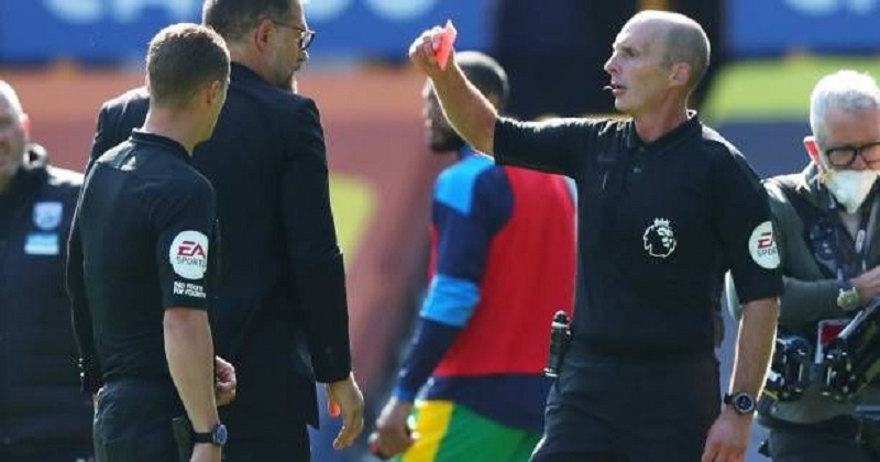 Slaven Bilic fined by FA for improper conduct in West Brom's defeat at Everton