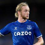 Transfer Talk: Southampton planning to make loan offer for Everton midfielder Tom Davies