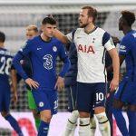 EFL Cup: Tottenham beat Chelsea 5-4 as Mason Mount misses crucial penalty