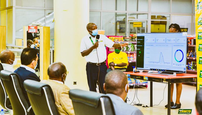 Debt-ridden Tuskys Supermarket Hosts Talks With Suppliers
