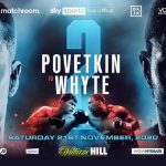 Boxing: 'I will get my revenge,' vows Dillian Whyte in his rematch with Alexander Povetkin