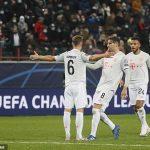 Champions League: Bayern Munich beat Lokomotiv Moscow 2-1 to extend winning run in the Champions League
