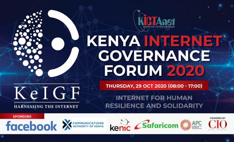 2020 Kenya Internet Governance Forum to be Held Virtually