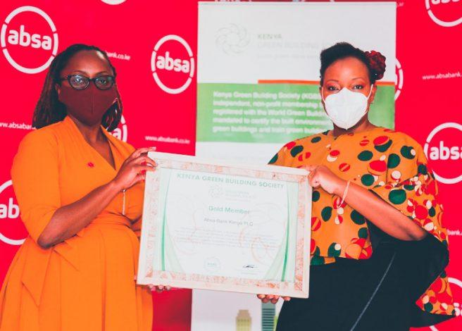 Absa Bank Becomes First Bank To Join Kenya Green Building Society