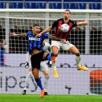 Serie A: Zlatan Ibrahimovic scored twice as Milan beat Inter at the San Siro