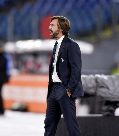 Juventus planning to keep Andrea Pirlo despite poor run of results
