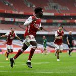 Premier League: Saka and Pepe on target as Arsenal beat Sheffield United 2-1