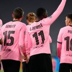 Champions League: Barcelona grab an important win over Juventus as Messi and Dembele score in Turin
