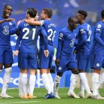 Premier League: Chelsea bounce back to thrash Crystal Palace 4-0