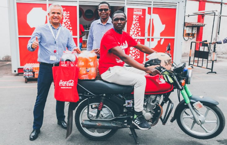 Coca-Cola Enhances Consumer Access To Its Beverages With A Home Delivery Service