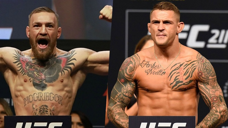 Conor McGregor agrees to fight Dustin Poirier on January 23rd 2021.