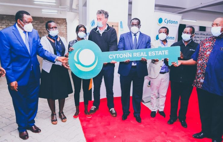 Cytonn Real Estate Hands Over Phase II of Its Ksh 5 Billion Flagship Project, The Alma