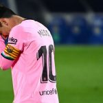 La Liga: Barcelona suffer shocking loss away to Getafe