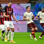 Serie A: AC Milan draw 3-3 with AS Roma as Zlatan scores twice