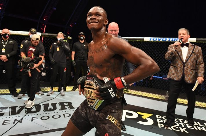Israel Adesanya insists that he wants a third fight in 2020 after his UFC 253 masterclass win