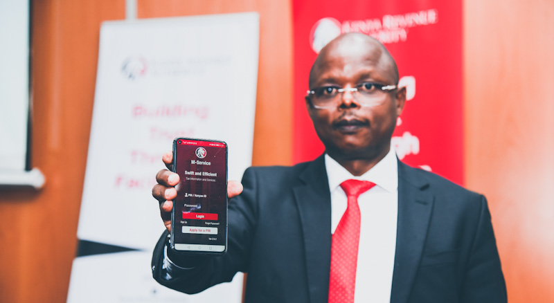 KRA Introduces Mobile App to Make Life Easy for Taxpayers