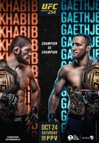 UFC drops first promo for Khabib Nurmagomedov vs Justin Gaethje ahead of their clash on October 24