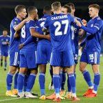 Europa League: Leicester beat Zorya Luhansk as James Maddison, Harvey Barnes and Iheanacho on target