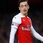 Premier League: Mesut Ozil speaks out on being left out of Arsenal Premier League squad
