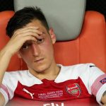 Arsenal fans take to Twitter to express anger at club's 'treatment' of Mesut Ozil