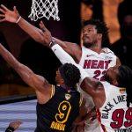Basketball: Miami Heats beat LA Lakers in Game 5