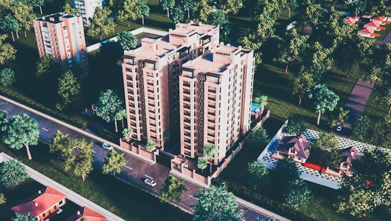 Dubai-inspired Luxury Apartments Redefines Kileleshwa Skyline