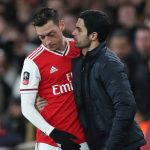 Premier League: Mikel Arteta says he will take blame for failing with Mesut Ozil