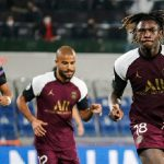 Champions League: Moise Kean's two goals gave PSG the win over Istanbul Basaksehir as Neymar limps off injured