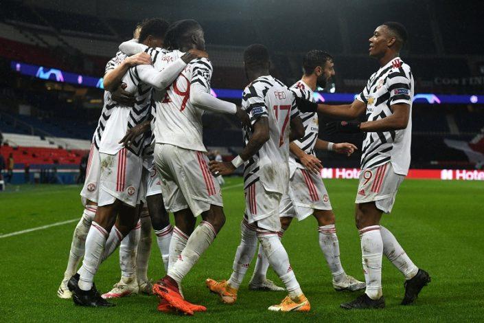 Marcus Rashford the hero as Manchester United beat PSG 2-1