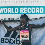 Peres Jepchirchir Breaks Own World Record in 2020 Athletics Half Marathon