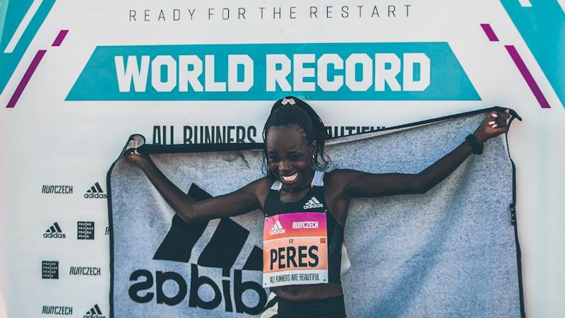 Peres Jepchirchir Breaks Own Women's Half Marathon Record by 18 Seconds
