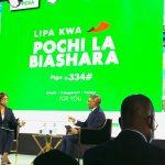 Safaricom Unveils Pochi la Biashara, M-pesa Service for SMEs