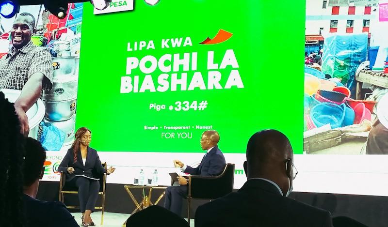 Safaricom launches Pochi la biashara M-Pesa service