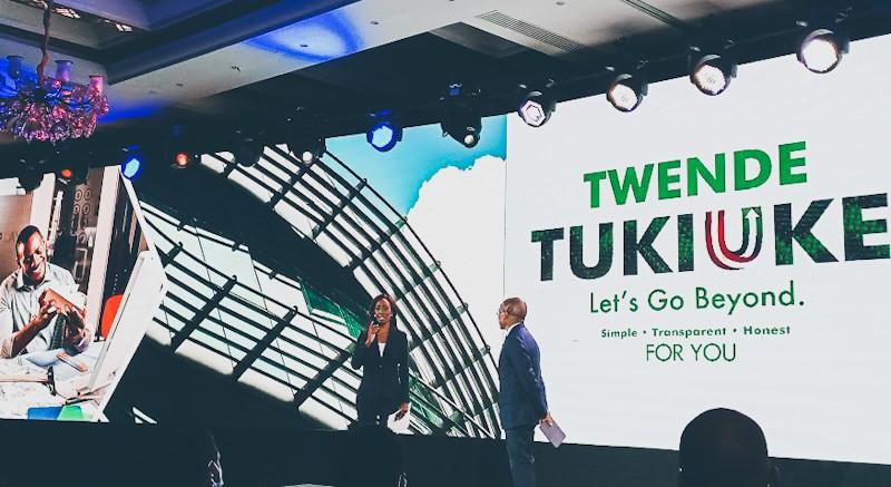 Safaricom Launches 'Twende Tukiuke' Brand Campaign to Mark 20 Years