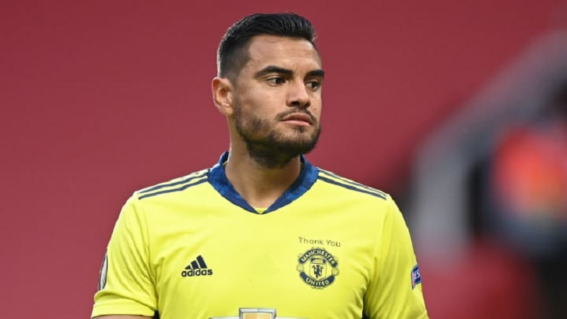 Sergio Romero seeks release from Manchester United