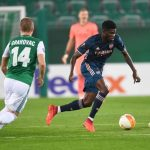 Europa League: Mikel Arteta impressed on Thomas Partey's full debut against Rapid Vienna
